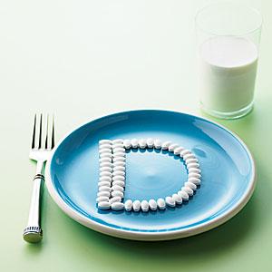 Витамин D в период менопаузы