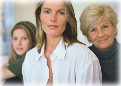 Молодость сохранят натуральные гормоны