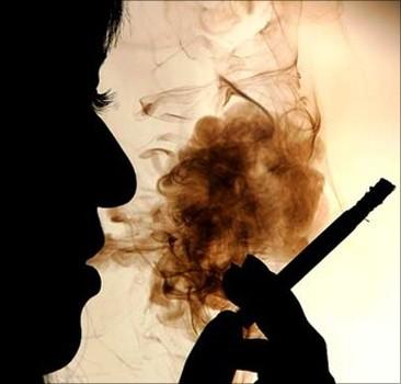 Табак убивает фертильность у женщин