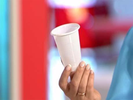 Пластиковая посуда вызывает гормональный сбой