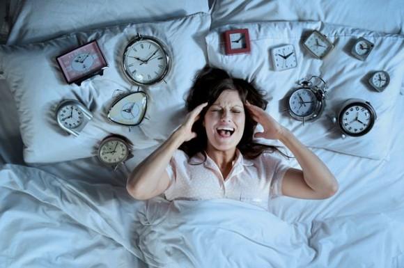 Нарушение сна в период климакса не стоит пускать на самотек