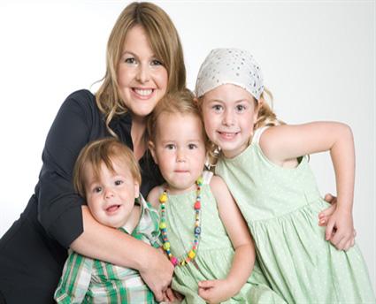 Мамы с тремя детьми в большей степени подвержены стрессу, чем те, у кого двое или четверо малышей