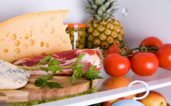 Как и где необходимо хранить продукты питания