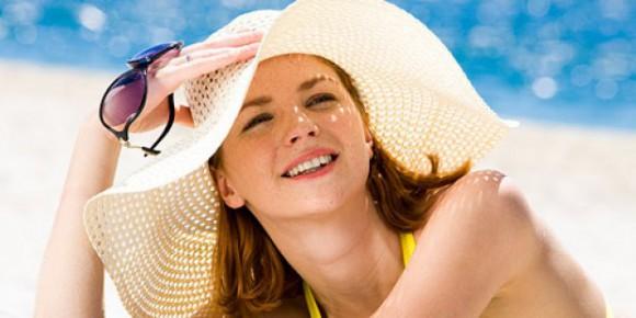 5 простых шагов для ухода за кожей летом