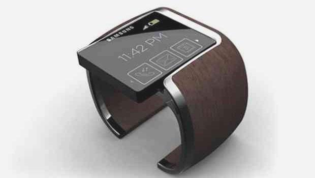 Умные часы Samsung Galaxy Gear получат камеру