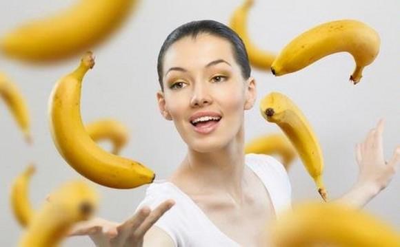 Худеем с утренней банановой диетой