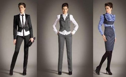 Как одеваться на работу?
