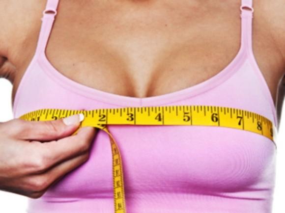 Женщина довольная своей грудью, вне зависимости от ее размера более довольна своей сексуальной жизнью