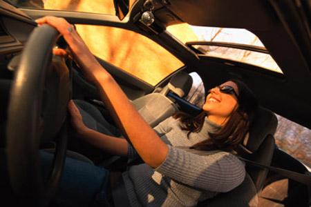 Научись водить машину – подними самооценку