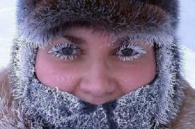Как влияет холод на организм человека