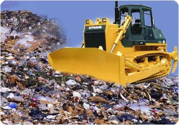 Вывоз любого мусора компанией ЗАО «Вест — Зон»