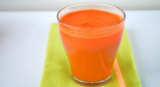 Полезные свойства морковного сока