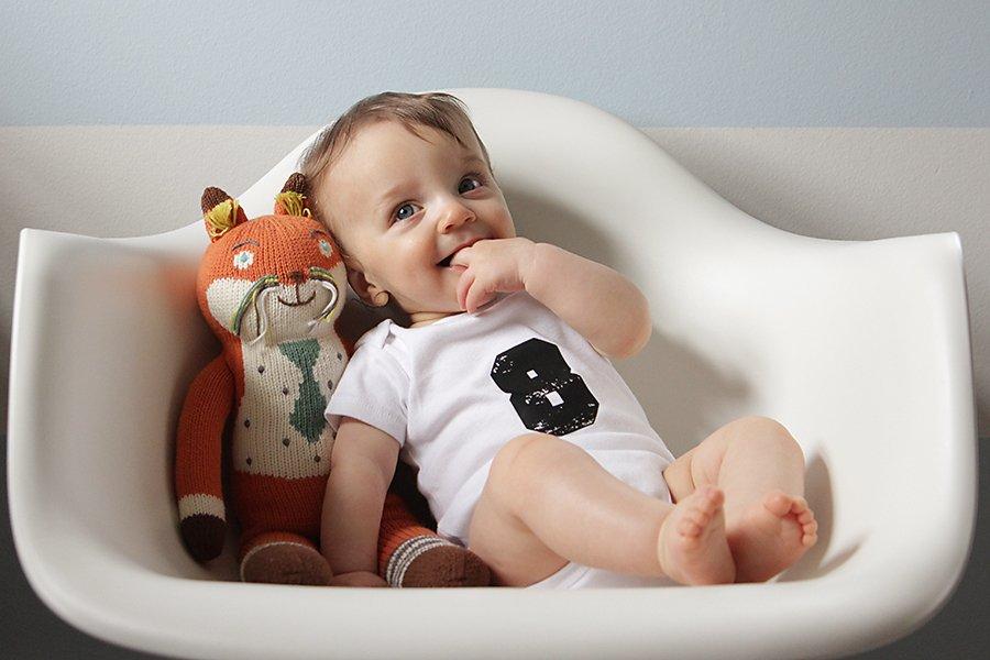 Календарь развития ребенка. Двенадцатый месяц