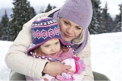 Как защитить ребёнка от воздействия микробов