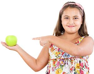 Как помочь своему ребёнку избавиться от лишнего веса