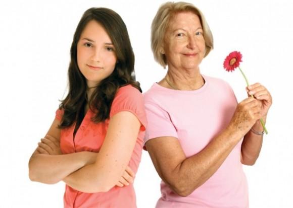 Война между генами выливается в симптомы менопаузы у женщин