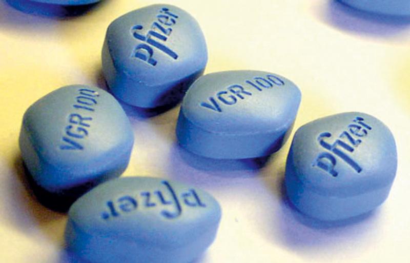 Виагра – может стать любимой таблеткой не только мужчин, но и женщин