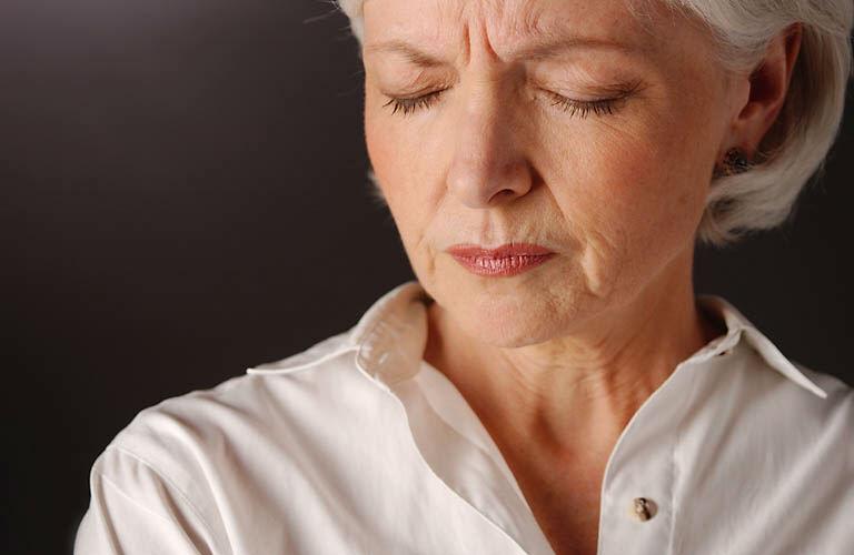Заболевания щитовидной железы — основная причина плохого самочувствия при менопаузе