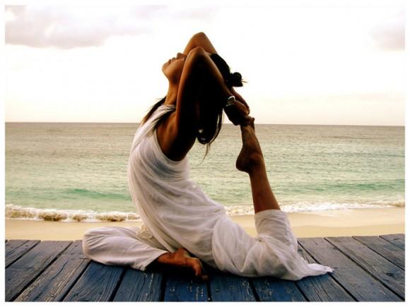 Рекомендации по технике йоги во время месячных