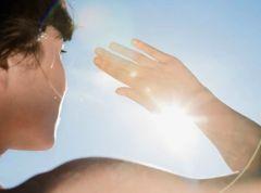 Солнце – главный виновник старения кожи