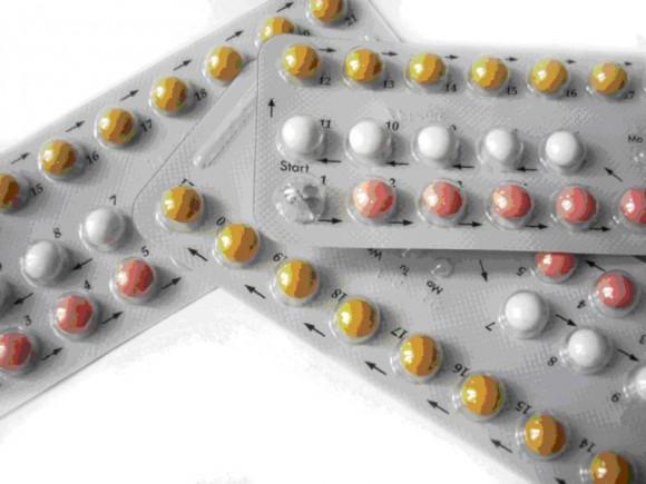Контрацептивные таблетки помогают женщинам лучше ориентироваться