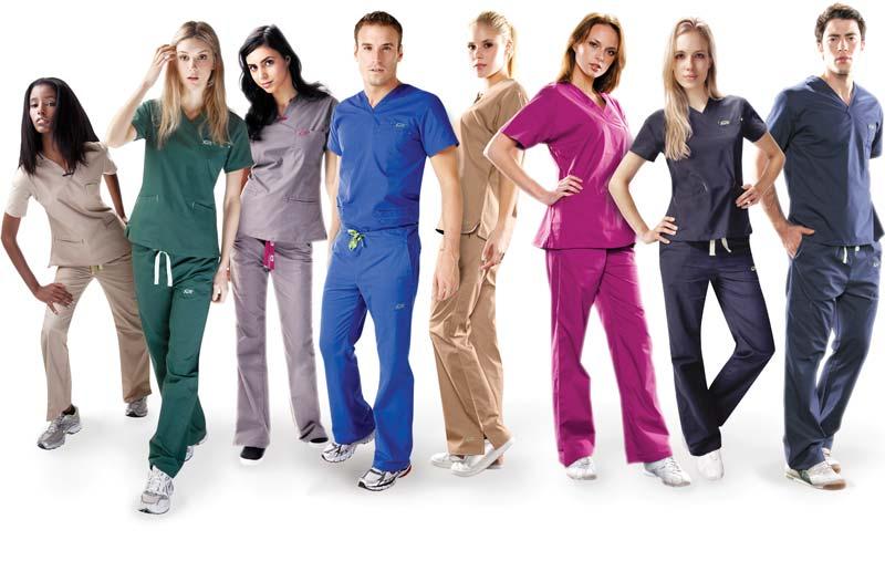 Выбор спецодежды для медицинского работника