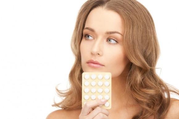 Контрацептивы вызывают проблемы с сосудами