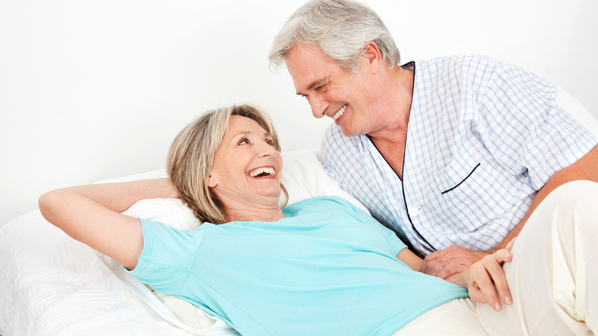 Перенесшим инфаркт разрешили заниматься сексом