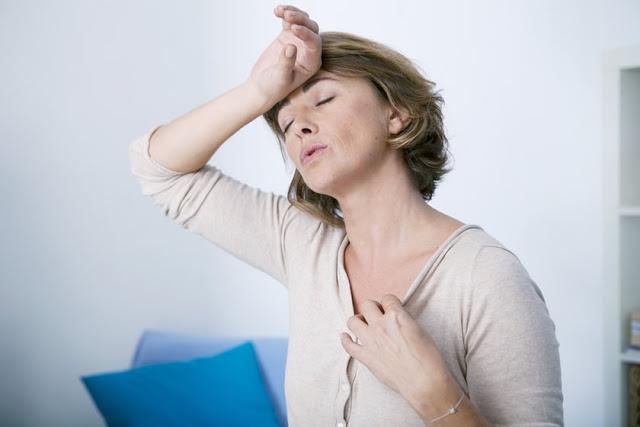Либидо женщин после менопаузы не падает