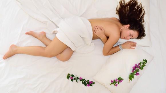 Треть женщин испытывает оргазм во сне