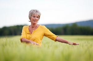 Появление менопаузы – повод заняться внуками, считают специалисты