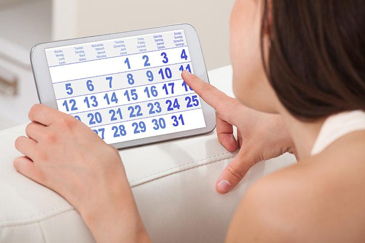 Менструальный цикл и вес