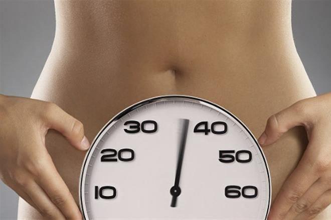 Некоторые косметические средства приближают возраст менопаузы