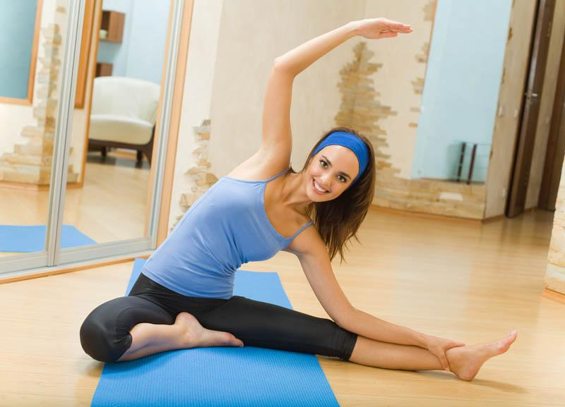 Увлечение фитнесом влияет на репродуктивные функции