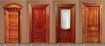 Двери из натурального дерева. Преимущества
