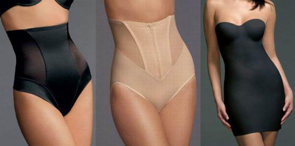 Виды моделирующего белья
