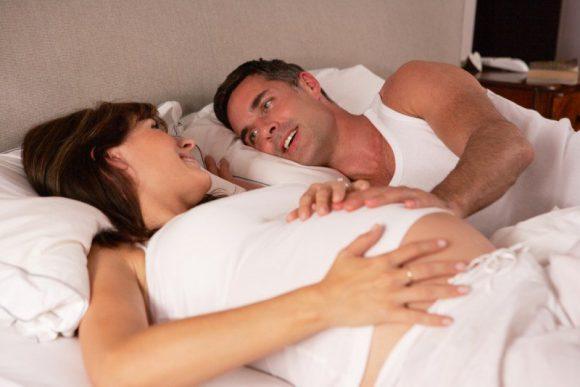 Интим во время беременности