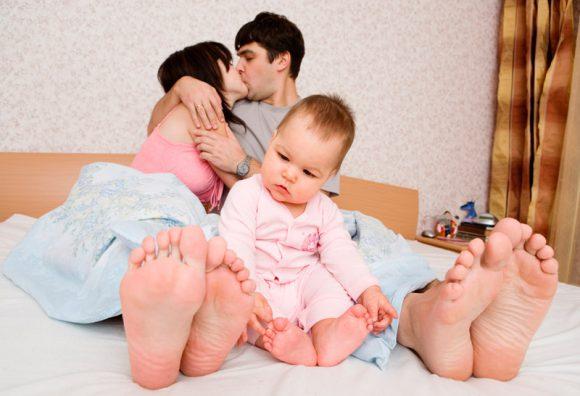 Контрацепция для молодых мам