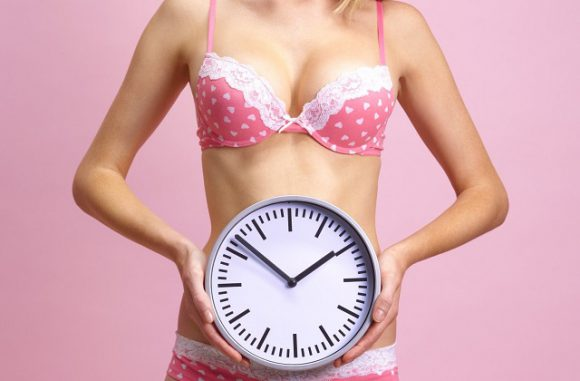 Женщины не могут не нервничать во время менструального цикла