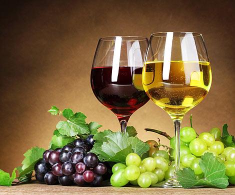 Вино восстанавливает гормональный баланс