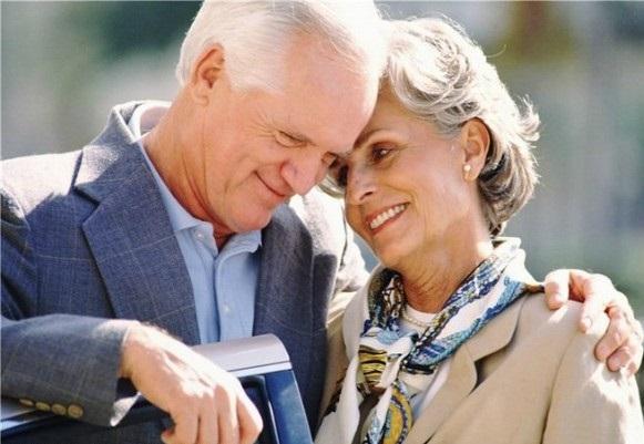 Женщины остаются сексуальными даже после 70 лет