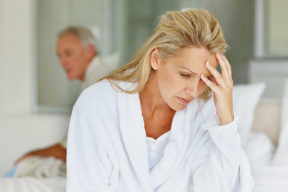 Как распознать симптомы климакса