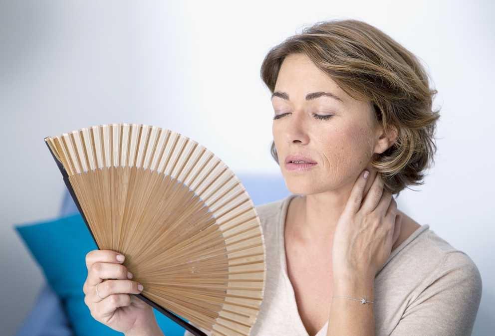 Похудение облегчает симптомы менопаузы