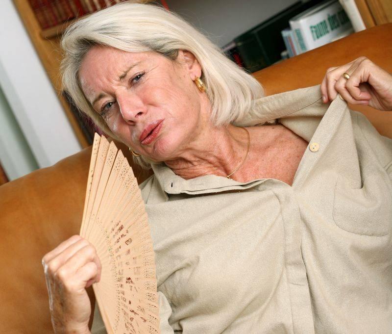 Нетрадиционная медицина поможет при менопаузе