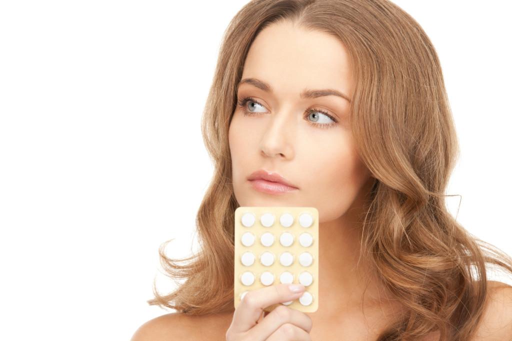 Прием женских гормонов замедляет старение мозга