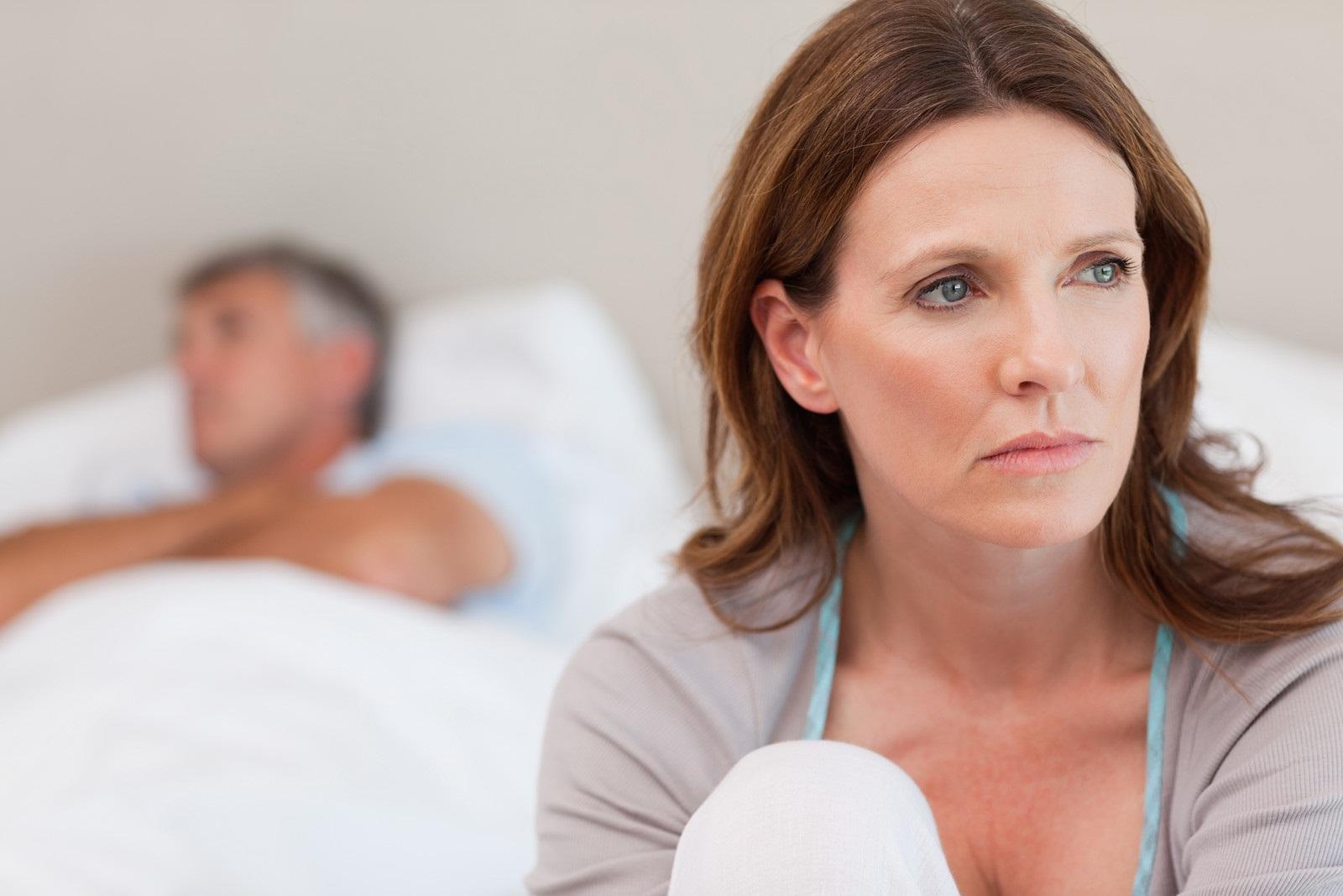 Снижение полового влечения вызывает болезни у женщин