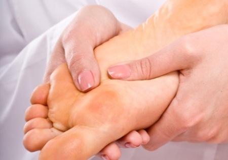 Грибок ступней — виды и лечение