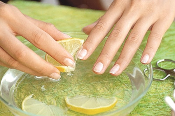 Уход за ногтями в домашних условиях.