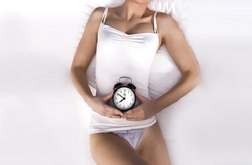 Чем вызвана задержка менструации