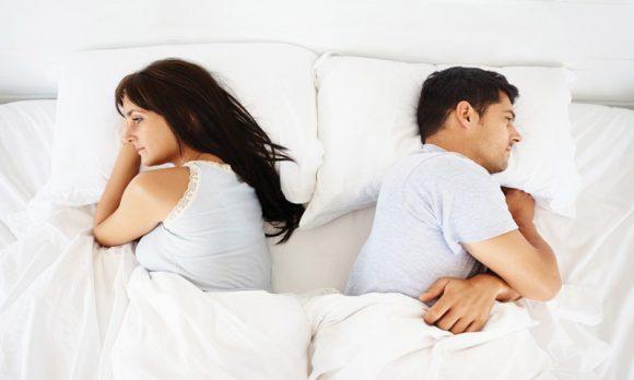 Женское либидо зависит от качества и продолжительности сна